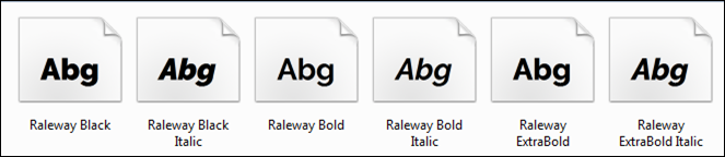 How to Install Semi-bold and Other Font Variations for Word